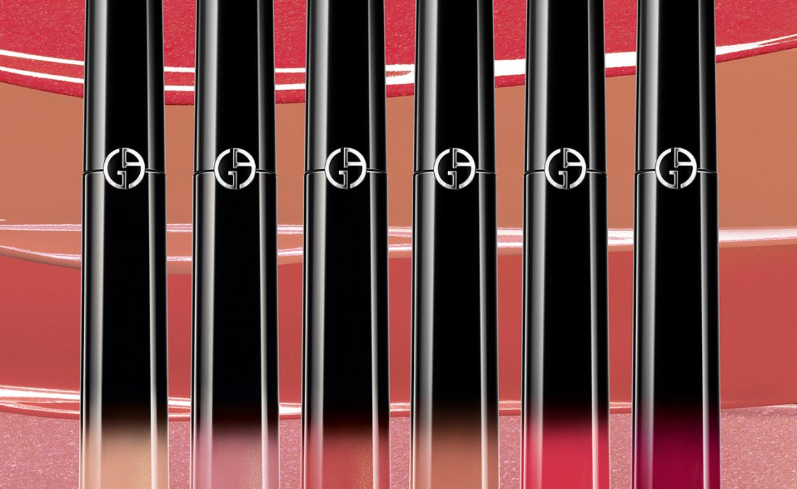 Giorgio Armani beauty's ECSTASY LACQUER: 6 nieuwe kleuren