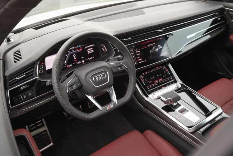 Nieuwe Audi SQ8 TDI