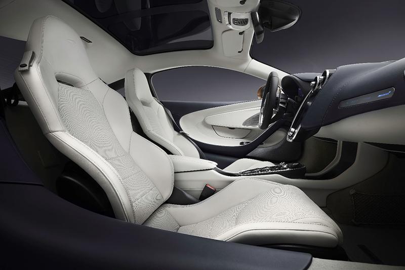 Nieuwe McLaren GT