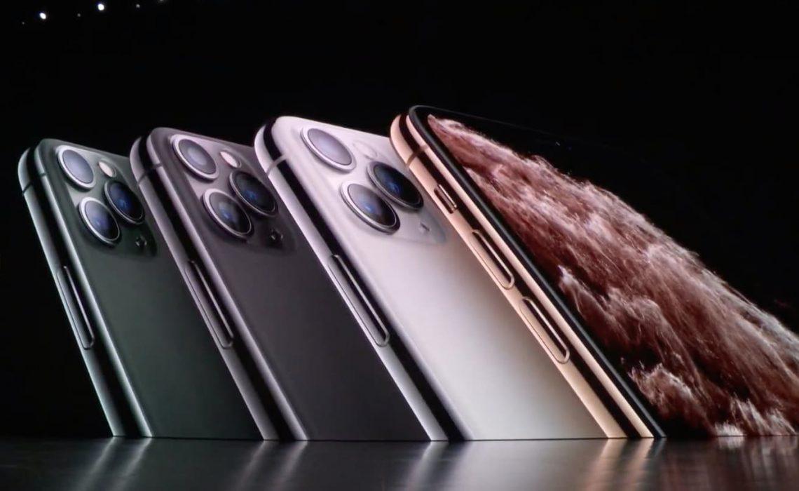 Apple iPhone 11 en Iphone 11 Pro