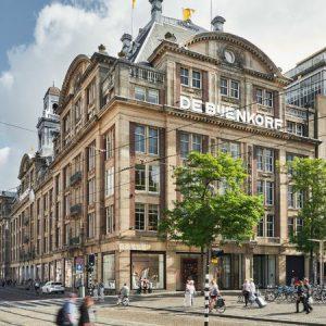 Bijenkorf Amsterdam