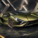Lamborghini Sián FKP 37hybride