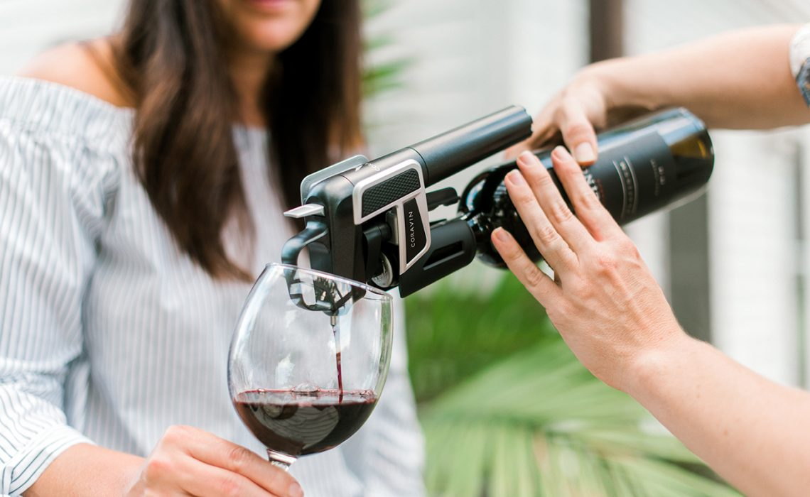 Coravin uitgeroepen tot beste wijnconserveringssysteem