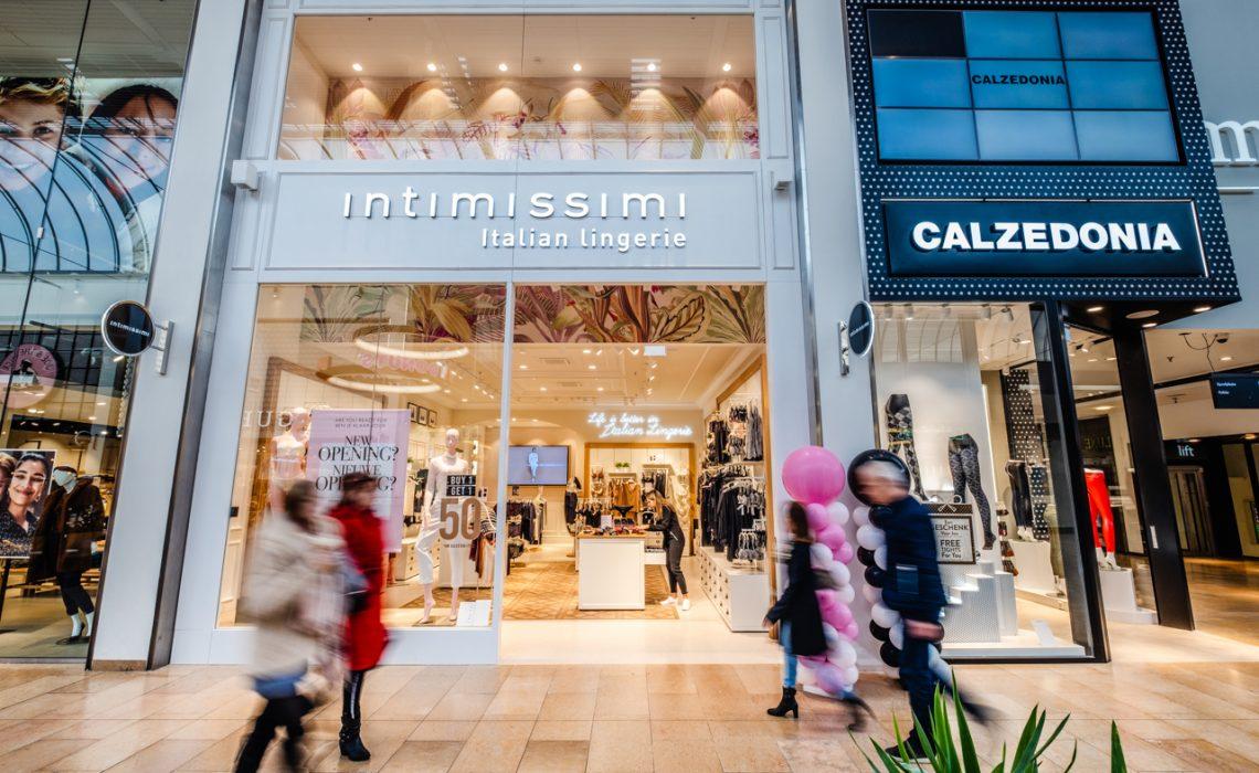 Intimissimi en Calzedonia geopend in Stadshart Amstelveen
