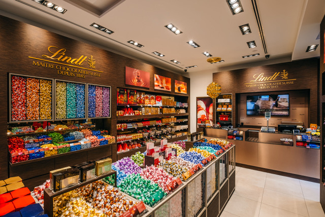 Lindt Boutique