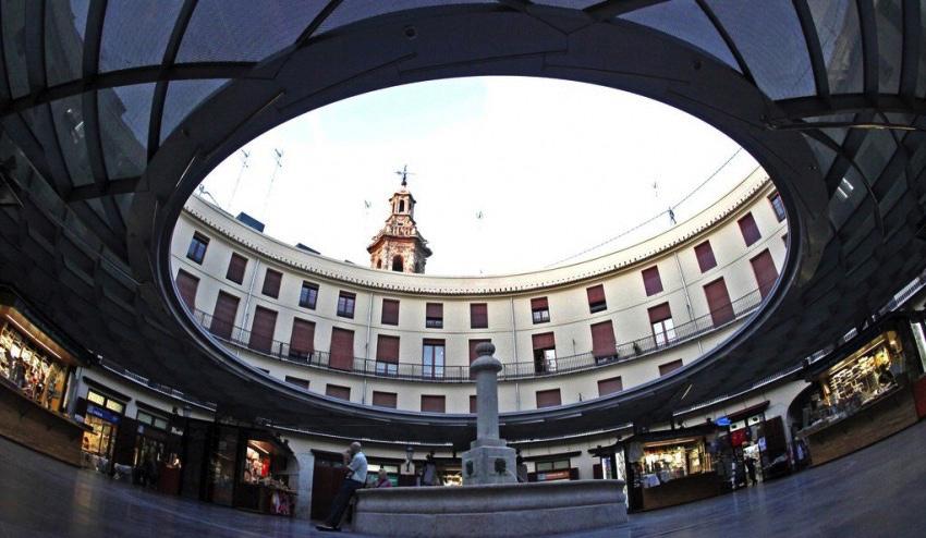 6xambachtelijk en vintage shoppen in València