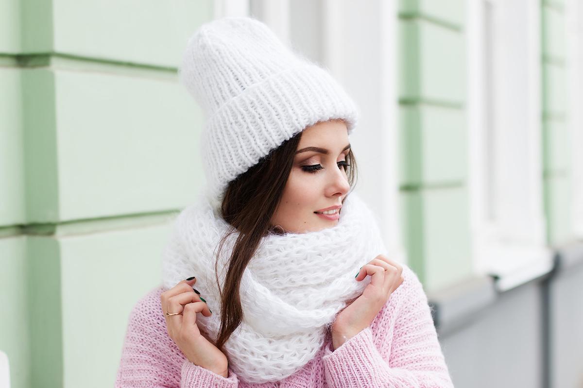sjaal stylen