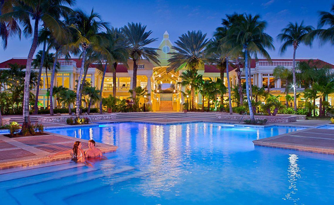 Compleet vernieuwde Curaçao Marriott Beach Resort geopend