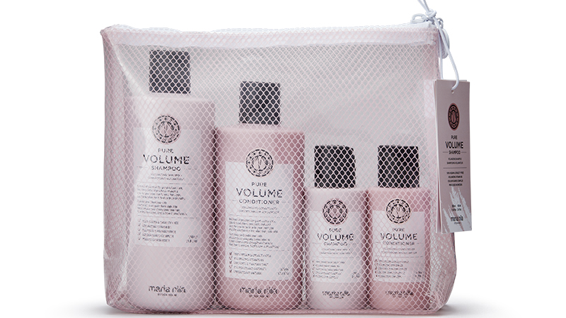 MARIA NILA beauty bag volume