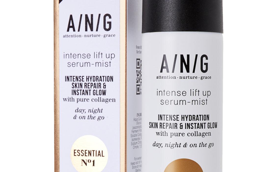 A/N/G Cosmetics lanceert Intense Lift Up serum-mist