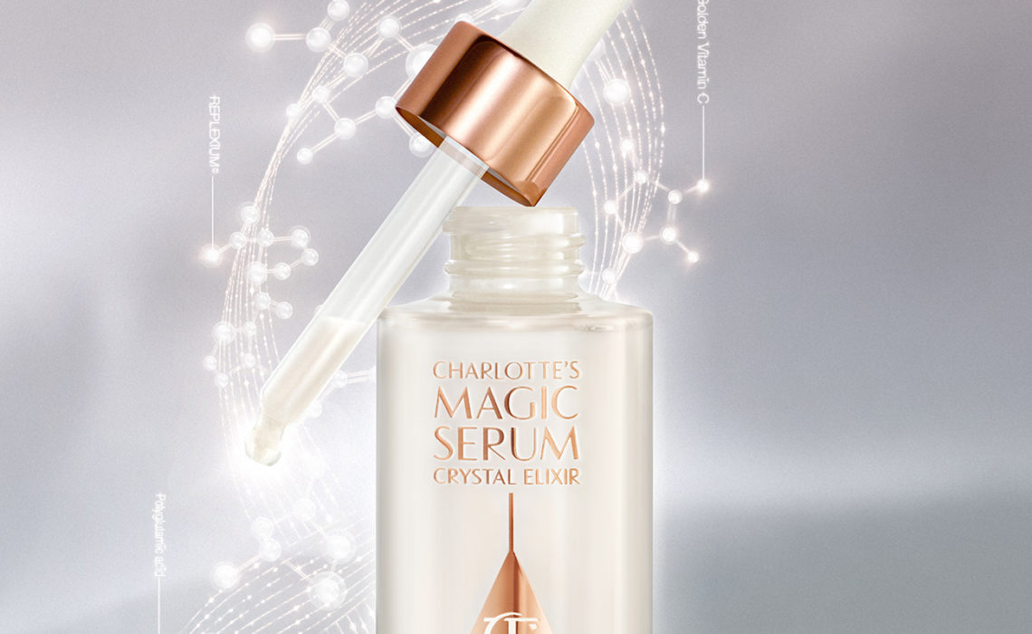 Charlotte Tilbury introduceert nieuwe Magic Serum Crystal Elixir