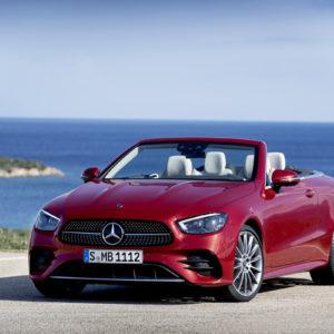 Mercedes-Benz E Klasse Cabriolet