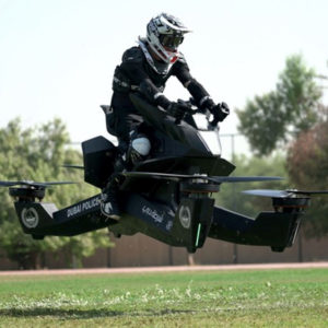 Hoverbike Scorpion-3