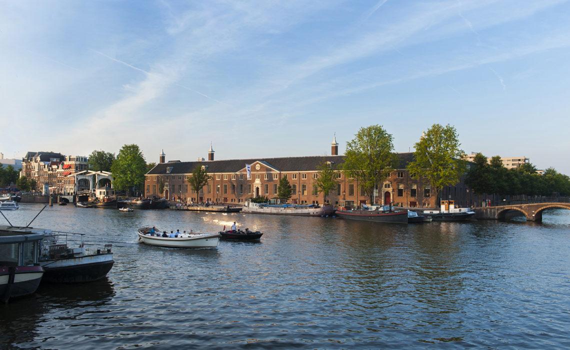 Heropening en nieuwe huisstijl voor Hermitage Amsterdam