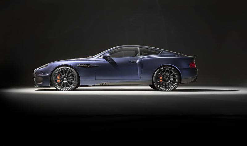 Aston Martin Callum Vanquish