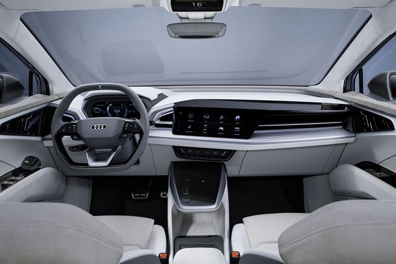 Audi Q4 Sportback e-tron