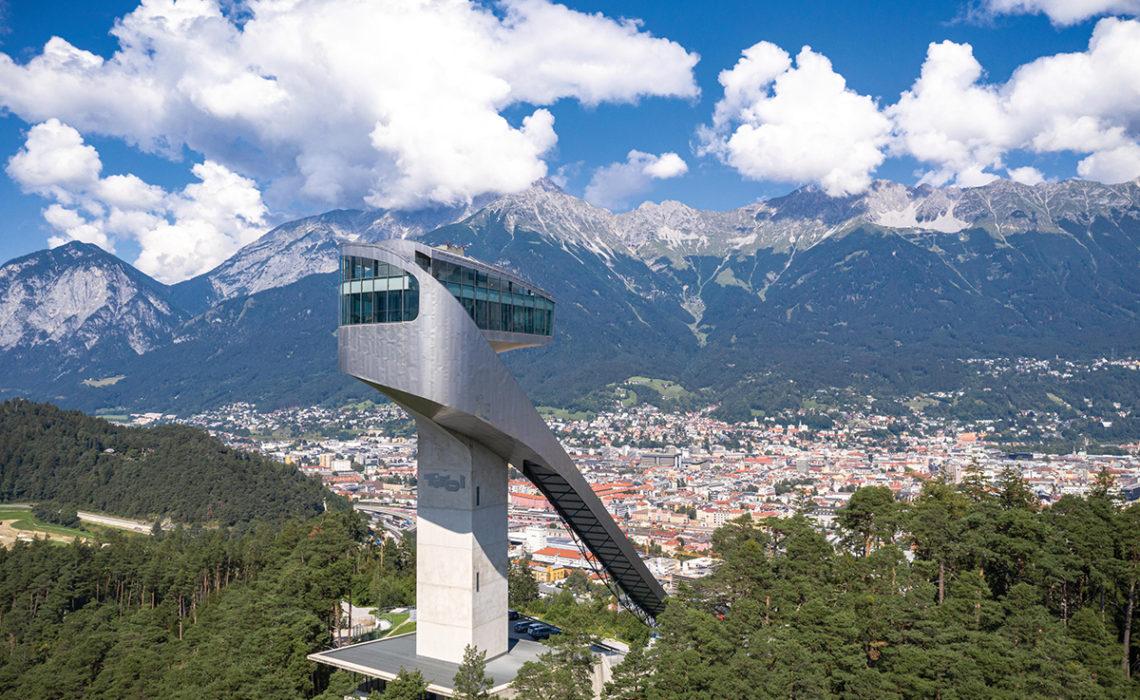 Innsbruck biedt de perfecte combinatie tussen natuur en stad