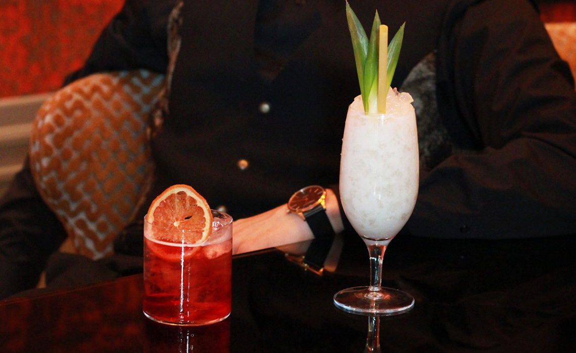 5-sterren hotelbars delen signature cocktails