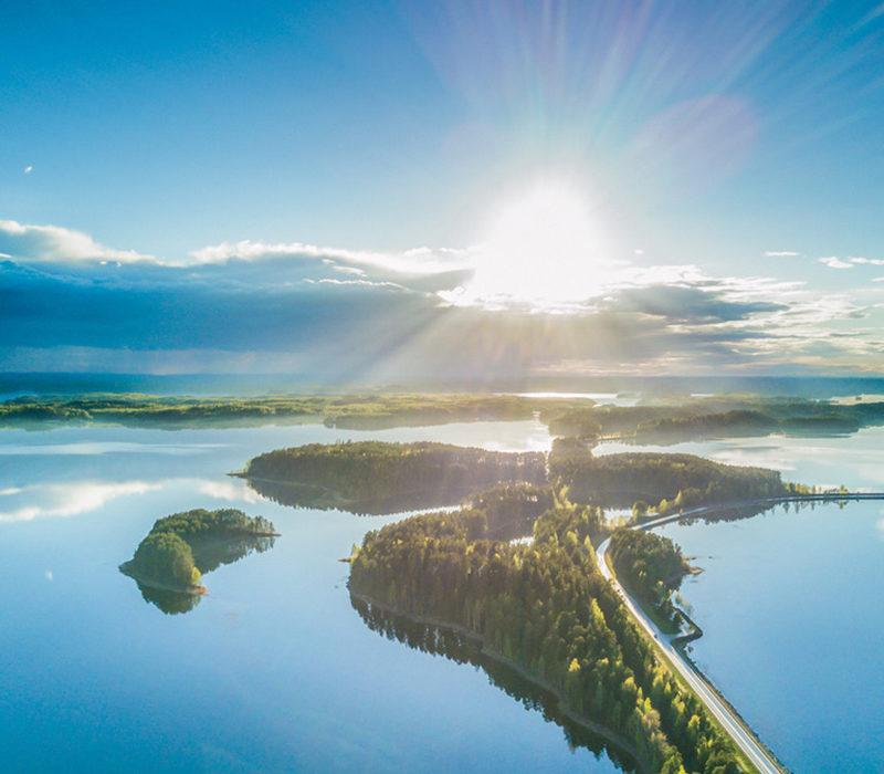 Al het moois dat Finland te bieden heeft