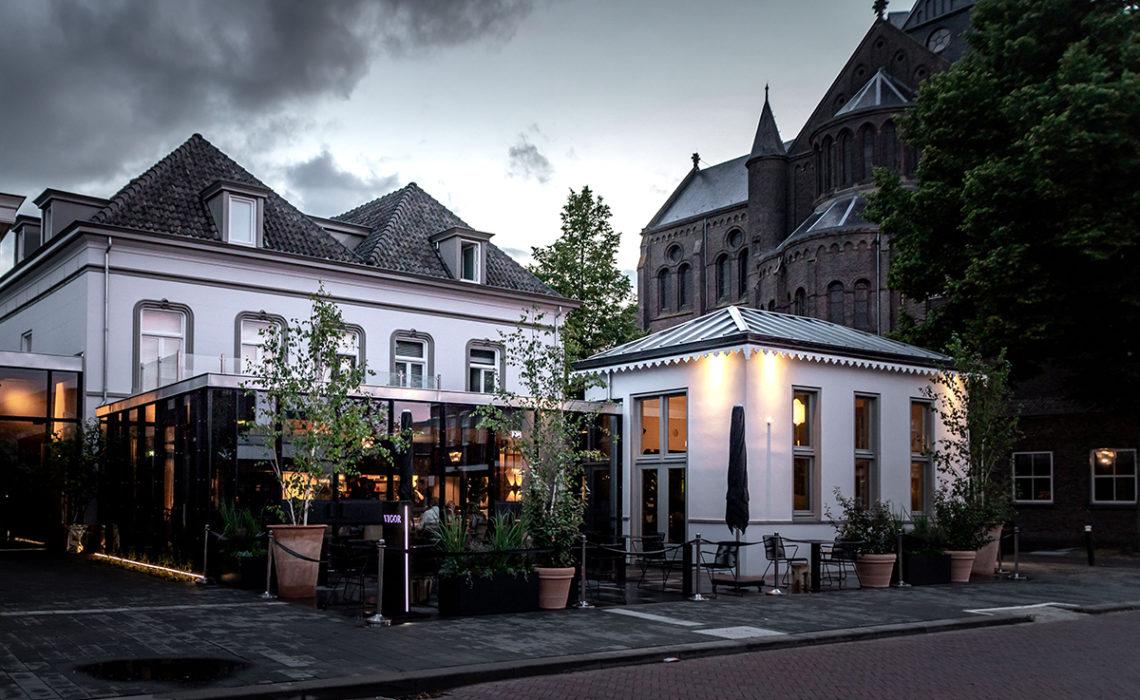Lars Albers en Randy Bouwer openen restaurant Vigor in Vught