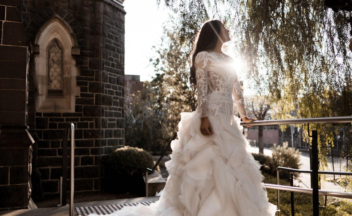 ALEEM YUSUF Bridal capsule collection