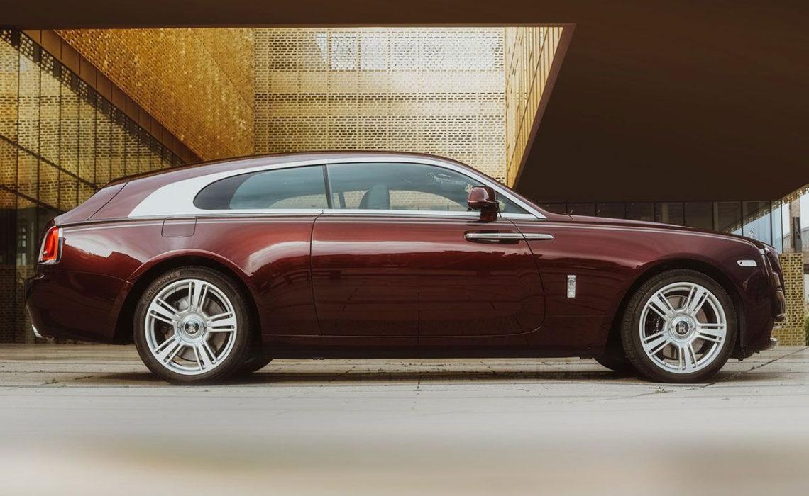 Rolls-Royce Wraith Shooting Brake?