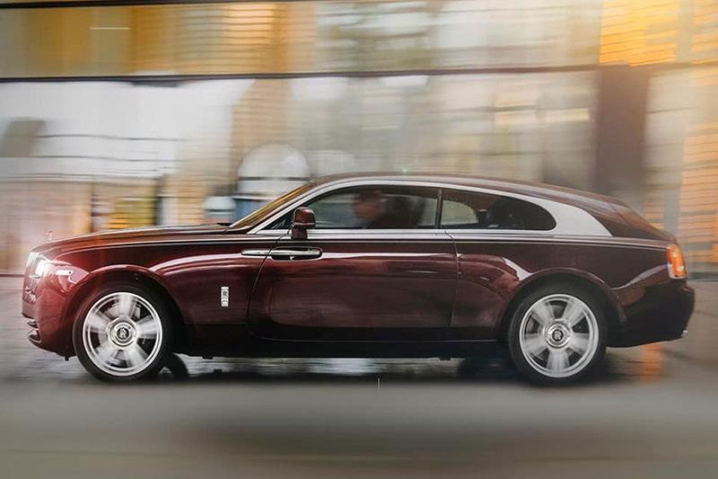 Rolls-Royce Wraith Shooting Brake-2