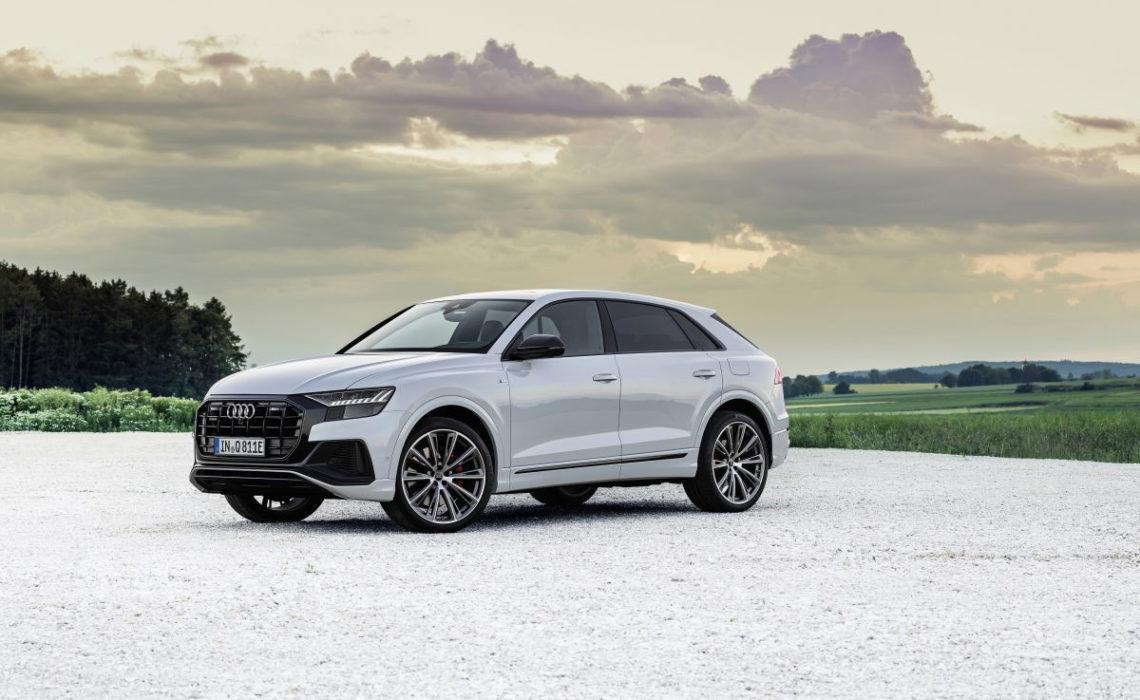 Nieuw: Audi Q8 TFSI e