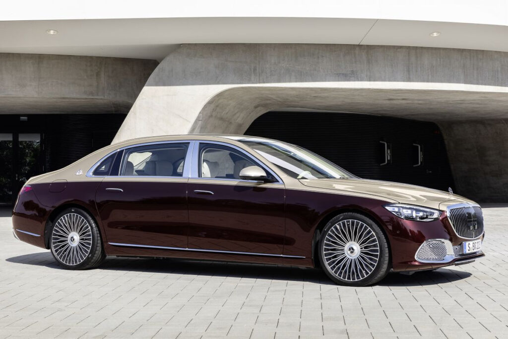 Mercedes-Maybach S-Klasse-6