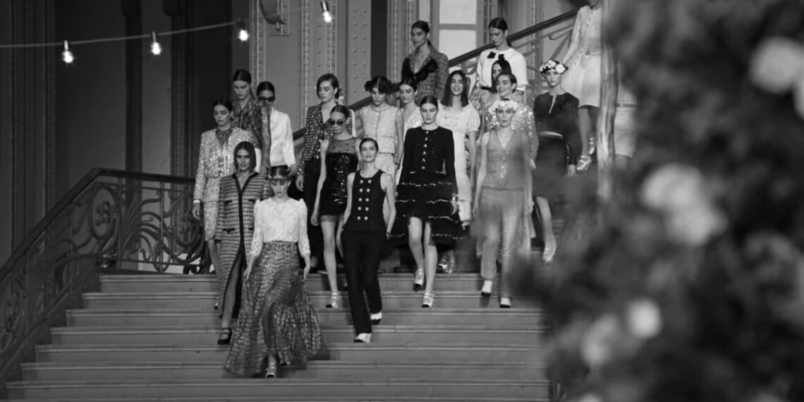 Chanel couture spring-summer 2021 show