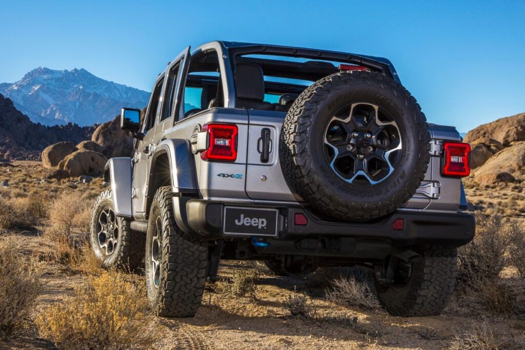 """Jeep Wrangler 4xe """"First Edition""""-5"""