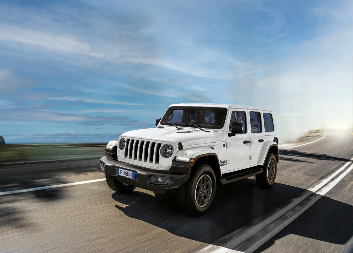 "Jeep Wrangler 4xe ""First Edition"""
