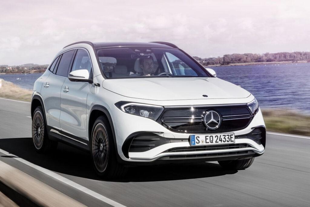 Mercedes-Benz EQA-4