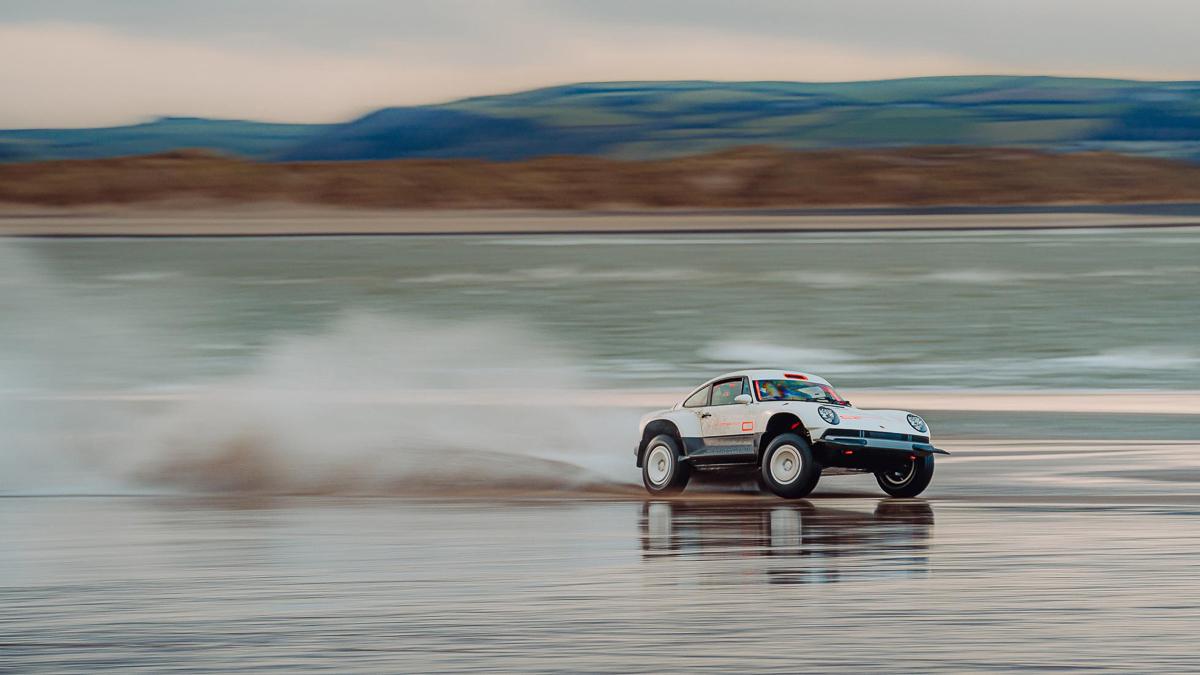 Singer Porsche 911 ACS-