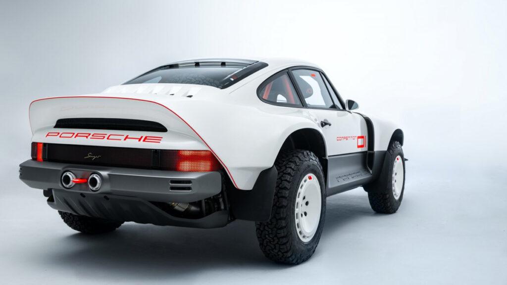 Singer Porsche 911 ACS-10