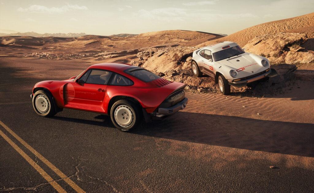 Singer Porsche 911 ACS-12