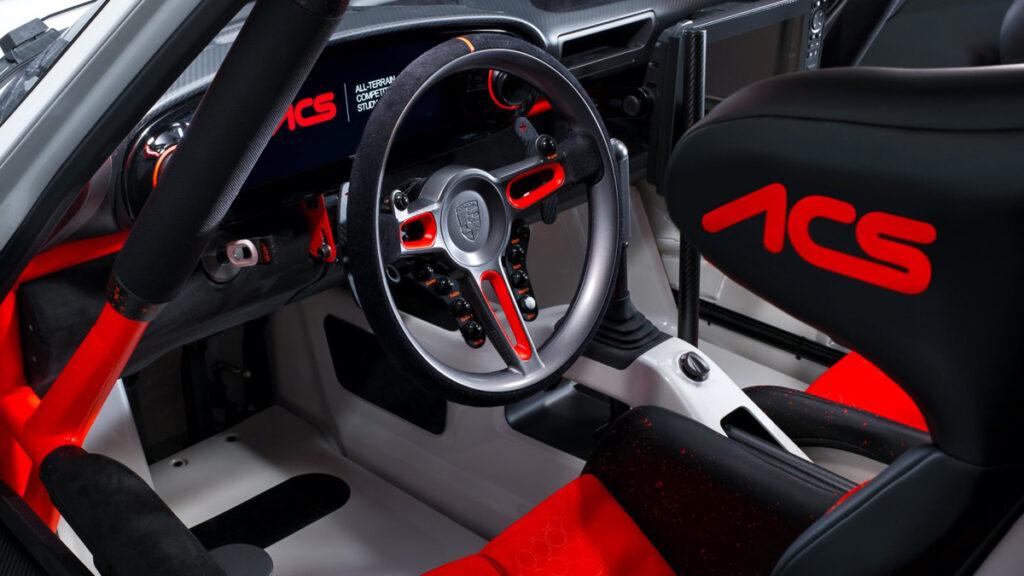 Singer Porsche 911 ACS-15