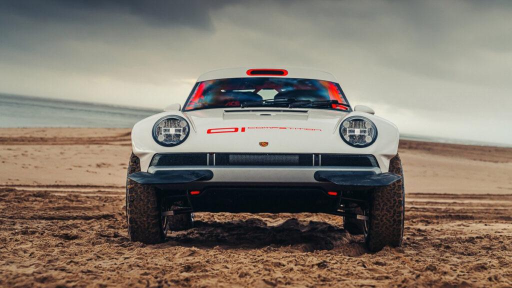 Singer Porsche 911 ACS-3