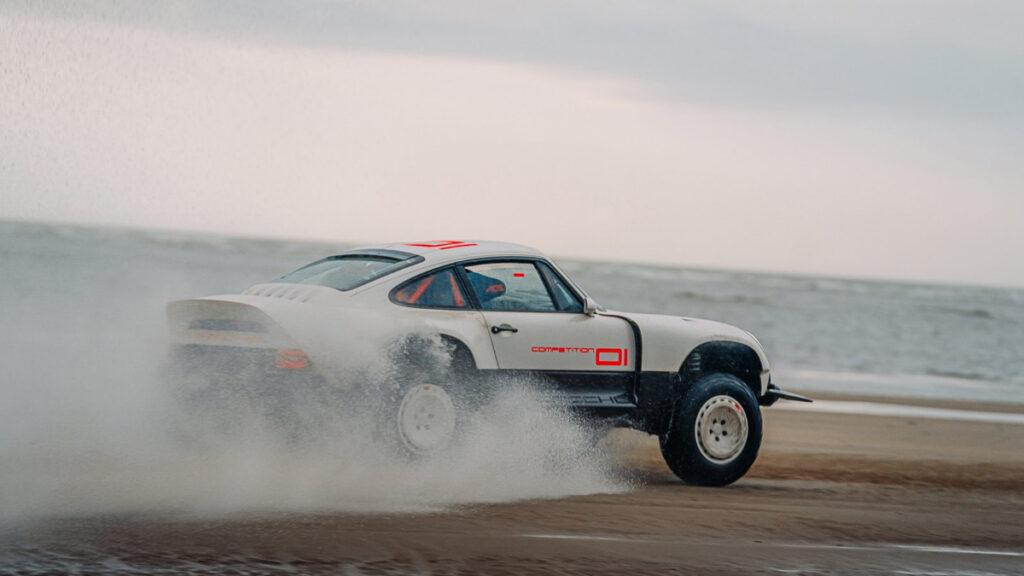 Singer Porsche 911 ACS-5