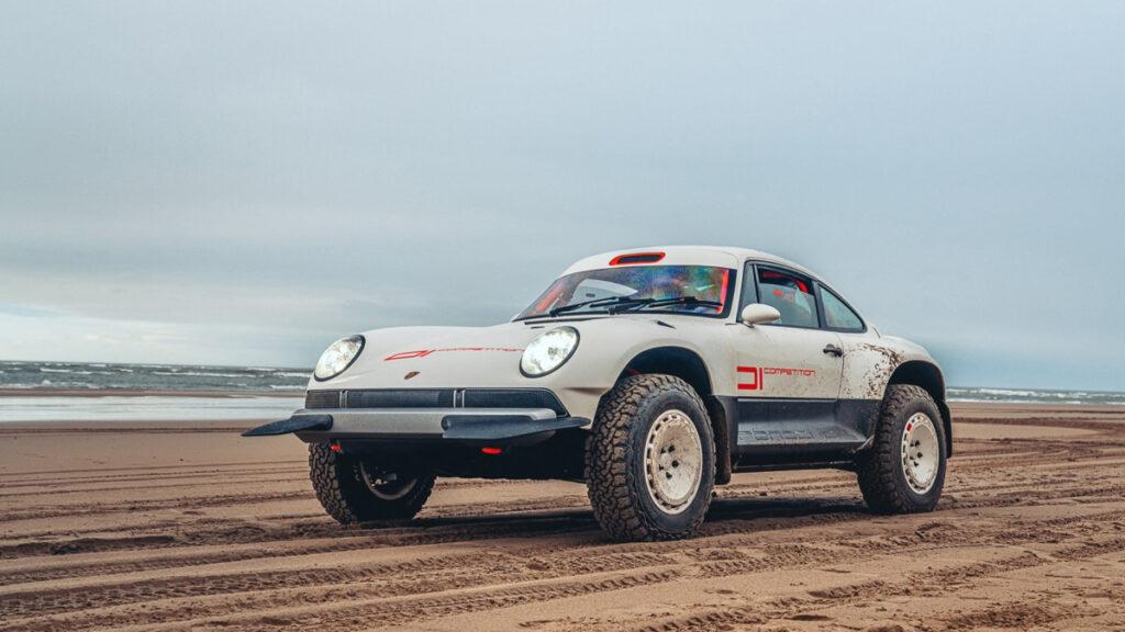Singer Porsche 911 ACS-6