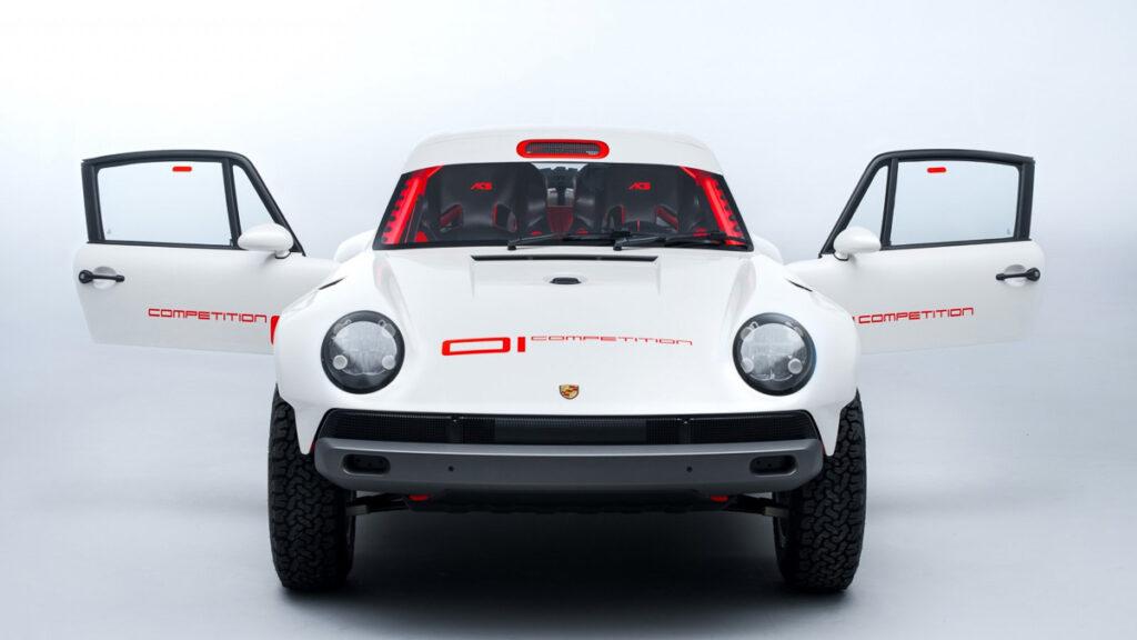 Singer Porsche 911 ACS-8