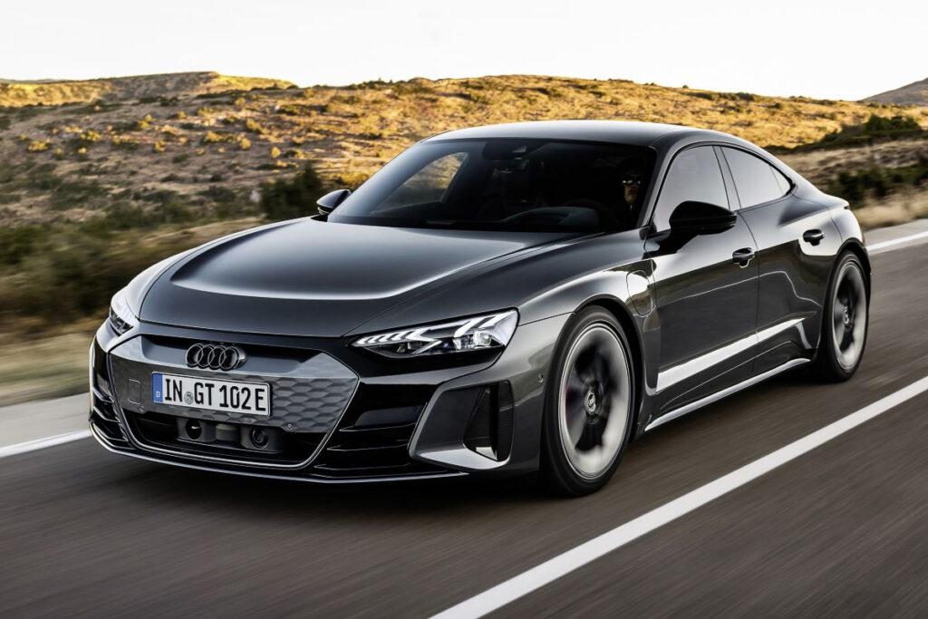 Audi E-tron GT-3
