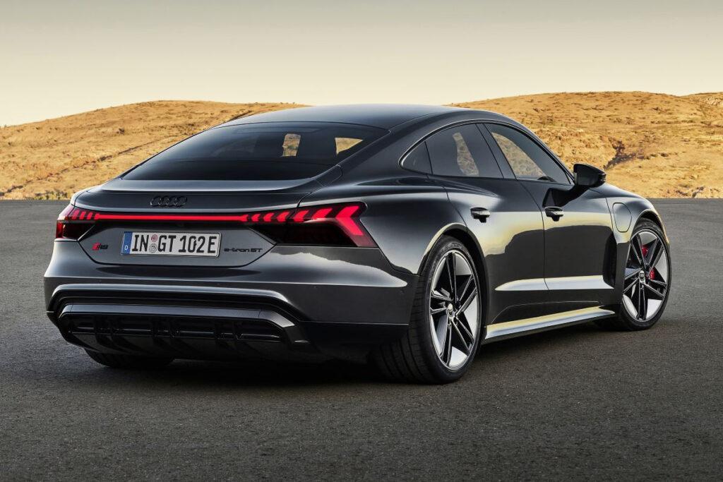 Audi E-tron GT-5
