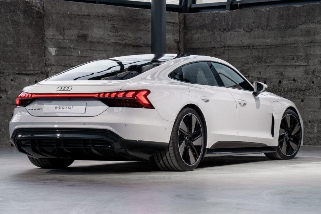 Audi E-tron GT-7
