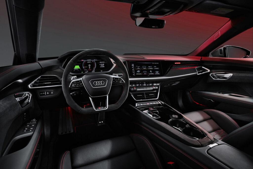 Audi E-tron GT-9