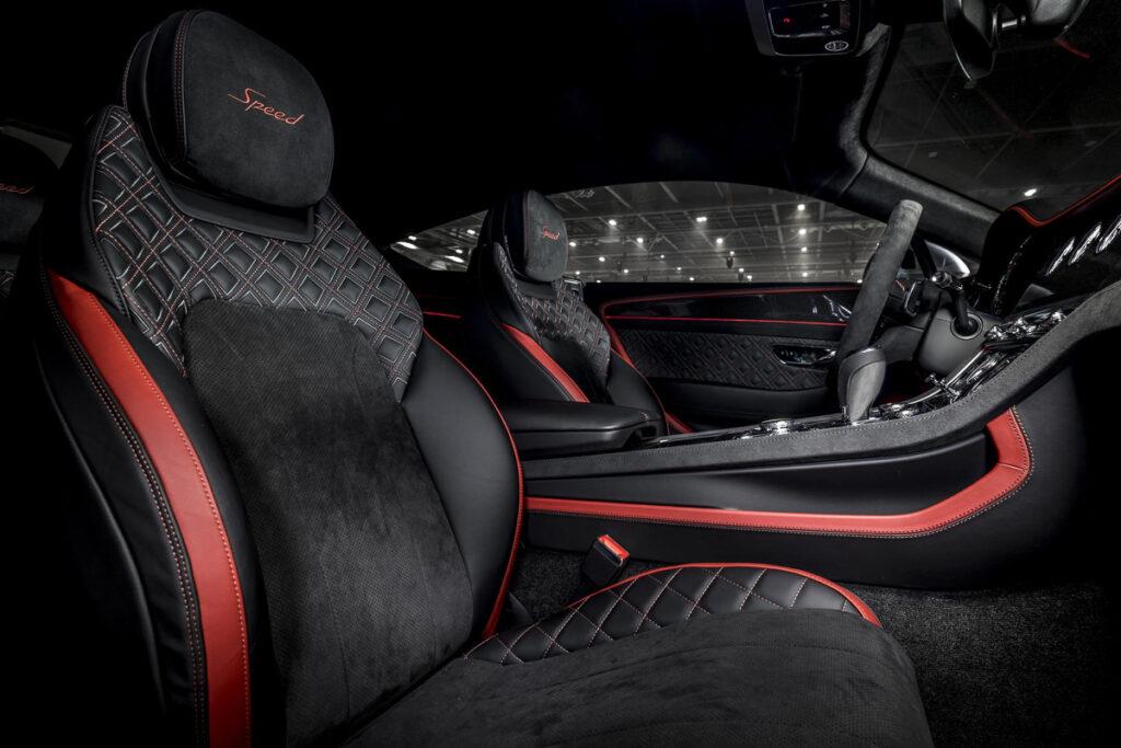Bentley Continental GT Speed-10