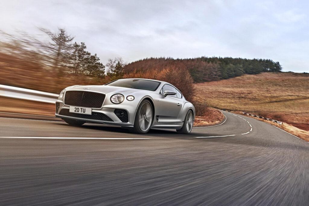Bentley Continental GT Speed-2