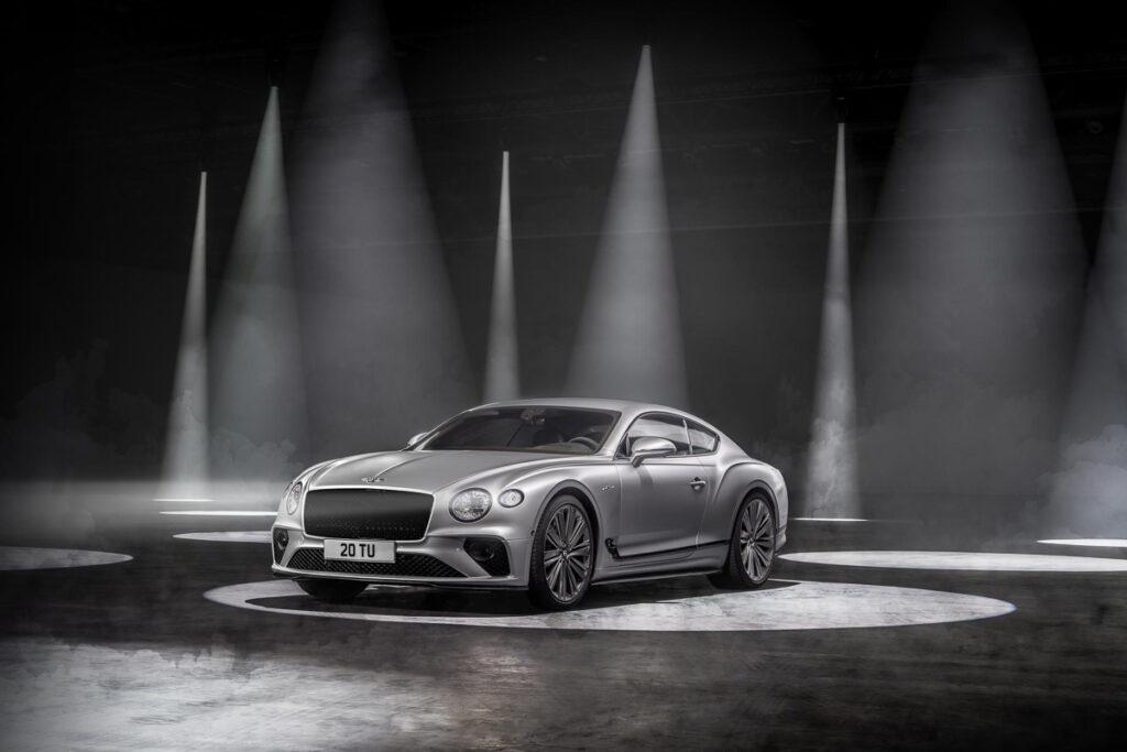 Bentley Continental GT Speed-3