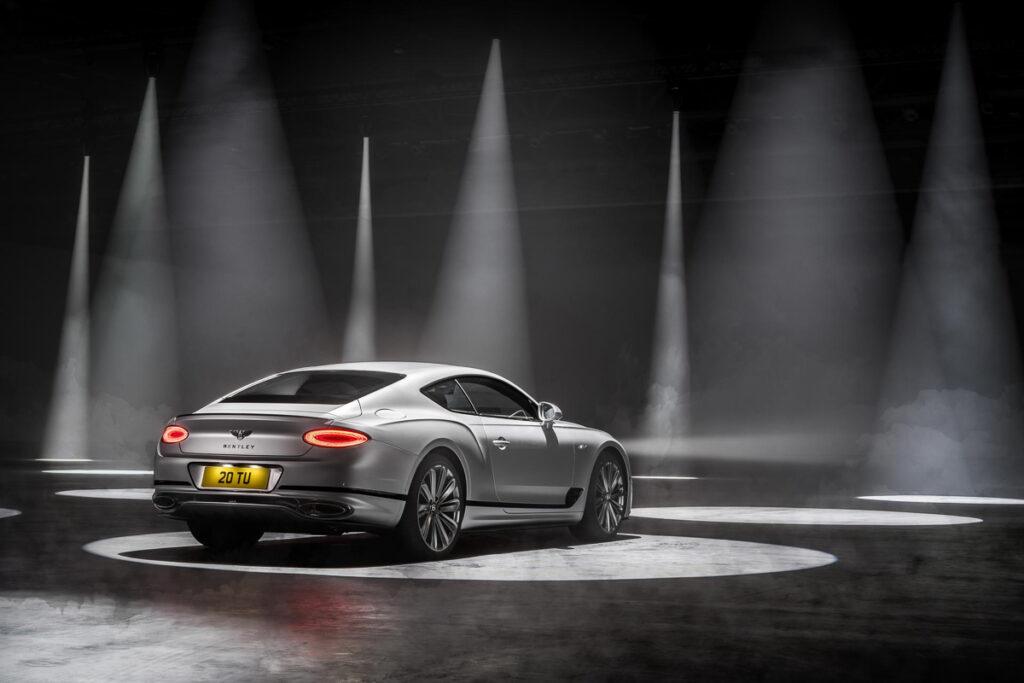 Bentley Continental GT Speed-4