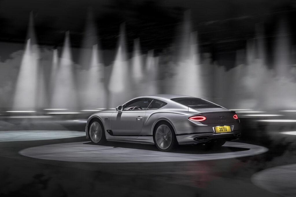 Bentley Continental GT Speed-5